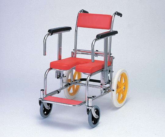 入浴椅子 KS2 レッド 570×860×570mm