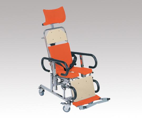 リクライニングシャワーキャリー AL4 540×1030×1190/1240mm 26.6kg