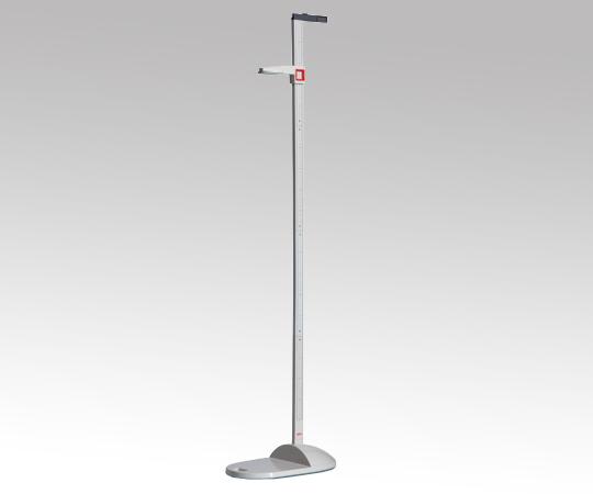 【送料無料/代引不可】ポータブル身長計 213 20~205cm 軽量なので持ち運びに便利な取手付きです