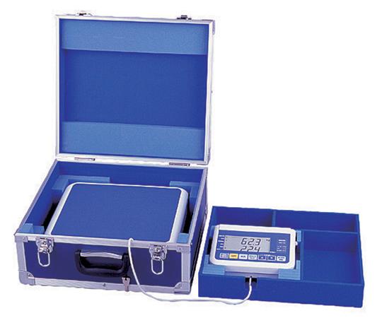 キャリングケース 精密体重計(検定付)セパレートタイプ用