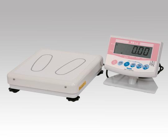 【送料無料/代引不可】大和製衛 Yamato デジタル体重計(検定付き) DP-7101PW-S セパレート型 業務用体重計 集団検診 国家検定付 3級