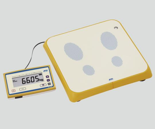 A&D スマートスケール(業務用体重計・検定付) AD-6210体重計 前回値・BMI表示あり エー・アンド・デイ