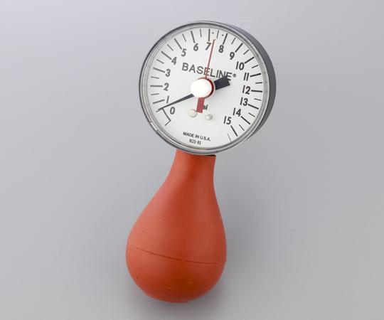 ハンド圧力計 R-366-C 0~15psi
