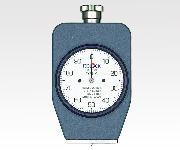 ゴム・プラスチック硬度計 タイプA 一般ゴム(中硬さ用) 2-1672-01 GS-719N