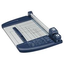 ペーパーカッター(ロータリー式 A4 40枚)  DN-T63   816-7019