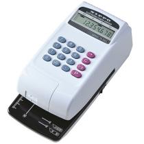 電子チェックライター FX-45CL コードレスタイプ  017-9951