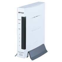 BUFFALO BBR-4MG wired BroadBand router BroadStation entry model 044-3319
