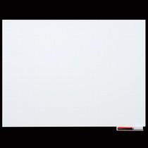 暗線入マグネットホワイトボードシート 特大 900×1200mm  MSHP-90120-M   612-7732