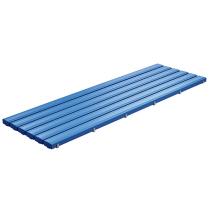 MR-093-346-3 抗菌安全スノコ(組立式)(600×1810mm) 青