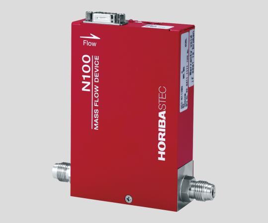 デジタルマスフローコントローラ  フルスケール流量50000(CCM)  対応ガスN2  SEC-N122MGRW-50LM  2-751-01