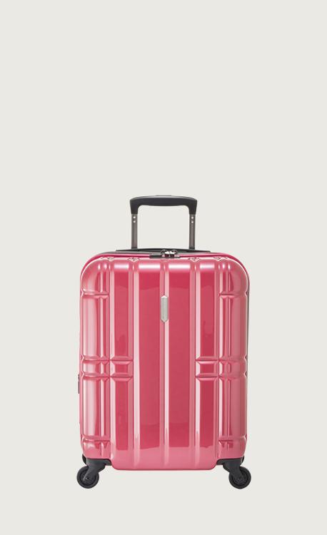 アジア・ラゲージ ALI-MAX50HKW  ピンク  スーツケース(40L/2~3泊) 機内持ち込み可