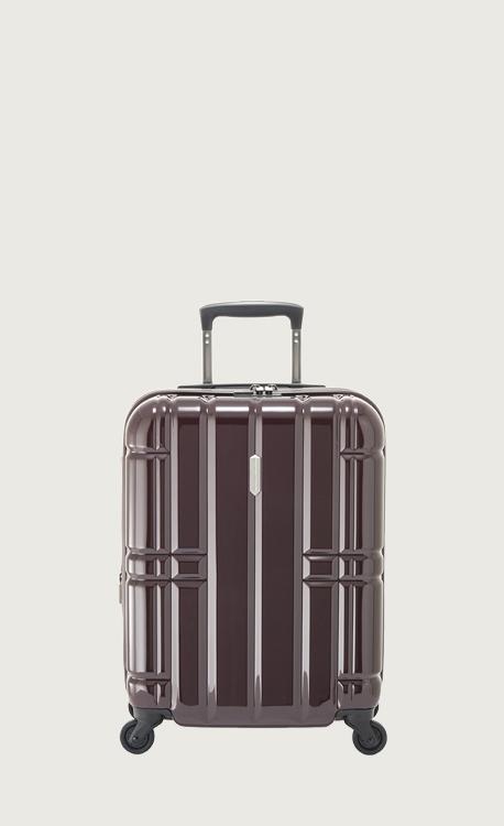 アジア・ラゲージ ALI-MAX50HKW  カーボンワイン  スーツケース(40L/2~3泊) 機内持ち込み可