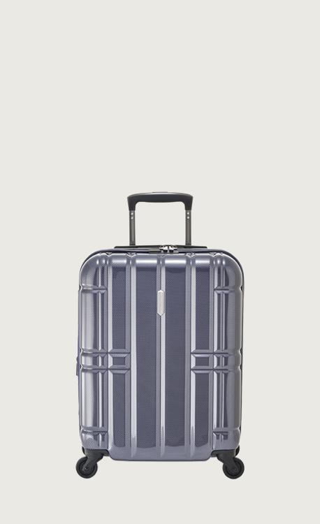 アジア・ラゲージ ALI-MAX50HKW  カーボンネイビー  スーツケース(40L/2~3泊) 機内持ち込み可