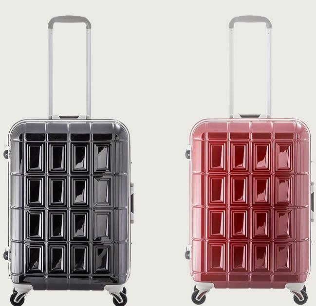 A.L.Iアジア・ラゲージ PANTHEON パンテオン スーツケース 58L【PTD-1624】キャリーケース 旅行 4~5泊用