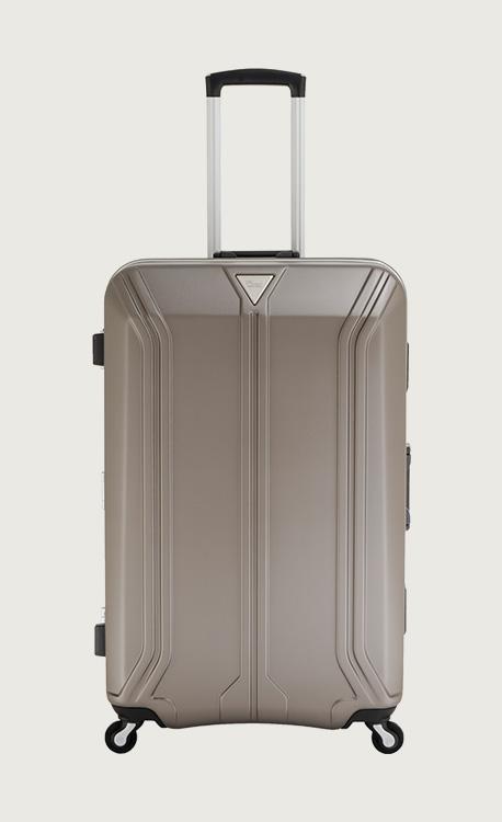 アジア・ラゲージ GRAVID-ZEROイケかる ガンメタマット スーツケース(135L/1週間以上) ALI-3598