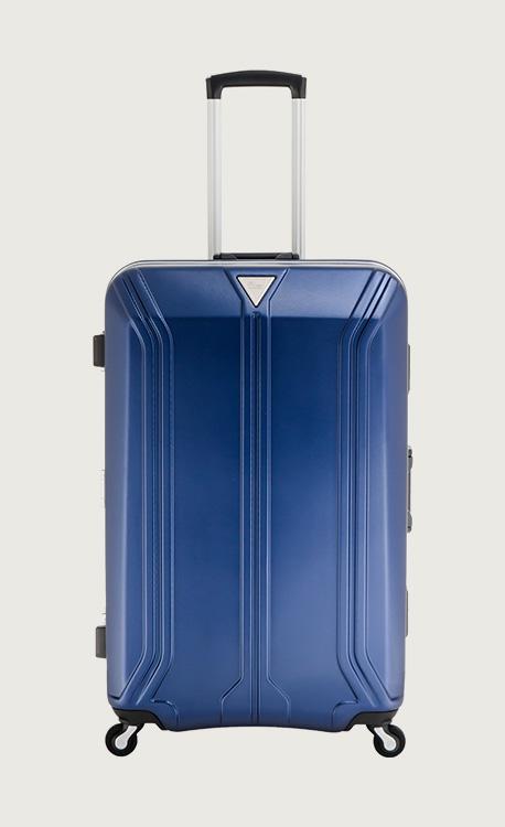 アジア・ラゲージ GRAVID-ZEROイケかる マットネイビー スーツケース(85L/4~7泊) ALI-3577