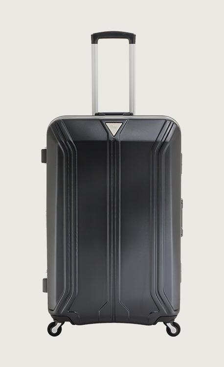 アジア・ラゲージ GRAVID-ZEROイケかる マットブラック スーツケース(135L/1週間以上) ALI-3598