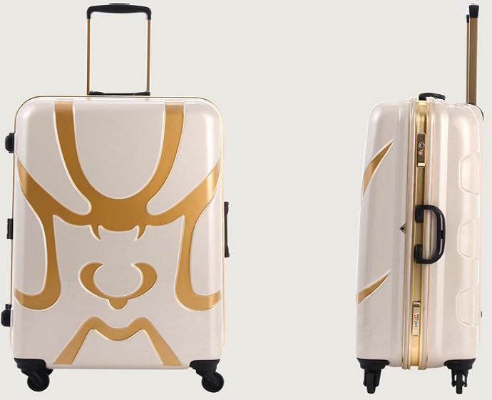 A.L.Iアジア・ラゲージ KABUKI 歌舞伎 スーツケース 58L【KBK-1688-L】キャリーケース キャリーバッグ 旅行