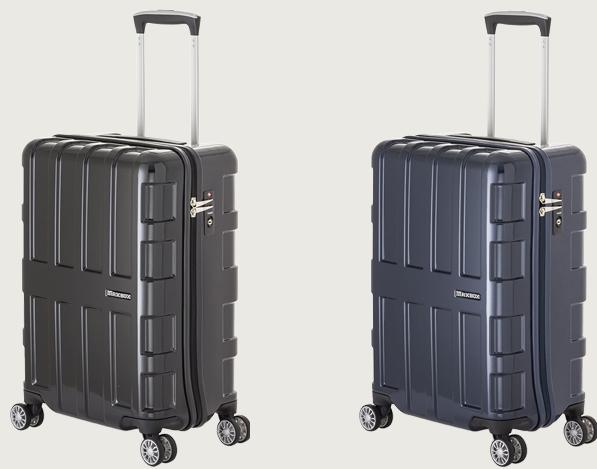A.L.I Asia-luggage MAXBOX Max box suitcase 96 L carry case carry bag travel luggage deposit free size