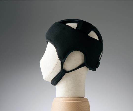 保護帽 (アボネットガードA)  2072 Lサイズ ブラック  8-6508-04