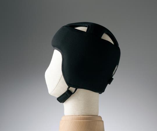 保護帽 (アボネットガードB)  2077 Lサイズ ブラック  8-6510-04