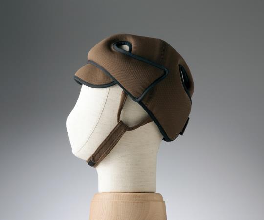 保護帽 (アボネットガードD) 2009 幼児サイズ ブラウン  8-6514-03
