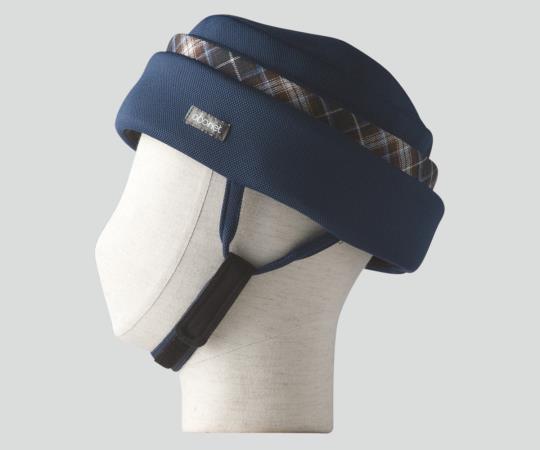 保護帽  (アボネットガードF)  2101 M-L ネイビー  8-6560-02