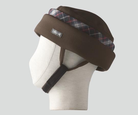 保護帽  (アボネットガードF)  2101 M-L ブラウン  8-6560-03
