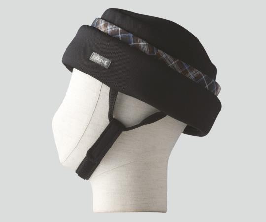 保護帽  (アボネットガードF)  2101 M-L ブラック  8-6560-04