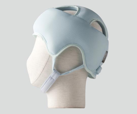 保護帽  (アボネットガードA メッシュ)  2073 Lサイズ ブルー  8-6558-01