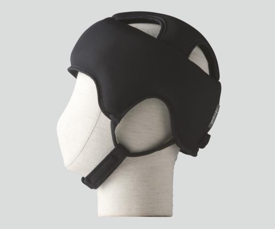 保護帽  (アボネットガードA メッシュ)  2073 Lサイズ ブラック  8-6558-04