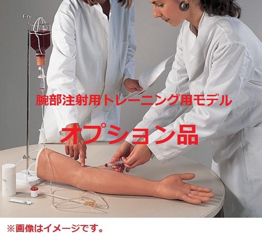 腕部注射用トレーニング用モデル  皮膚(腕~手部)  XP106  0-6098-02
