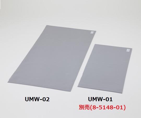 UMW-02 750×1500×5 衝撃吸収マット(アルティアンダーマット)  8-5148-02