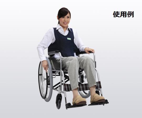車椅子用ベルト (キーパー) キーパーEX(SR-50) 綿100%(デニム)