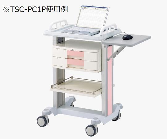 カレンカート(PC対応) TSC-PC1P ピンク 600×450×969mm