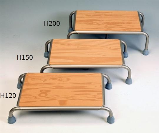 ガッチリ昇降運動台 H200 620×350×200mm 重量4kg