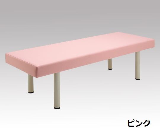 【送料無料/代引不可】診察台ベッド(FV-215) 700×1800×500(mm) ピンク/ブラウン/ブルー 70-50