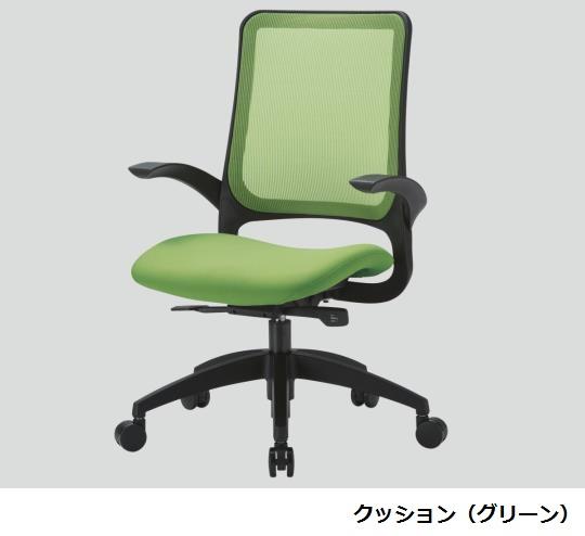 【送料無料/代引不可】エグゼクティブ・メッシュチェア 座面クッション 全5色