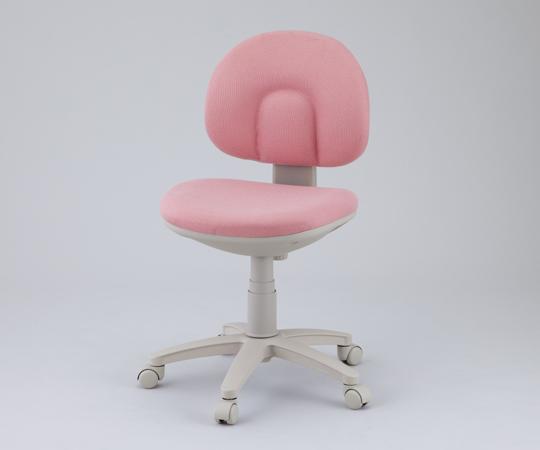【送料無料/代引不可】快適OA椅子 ピンク/ブルー