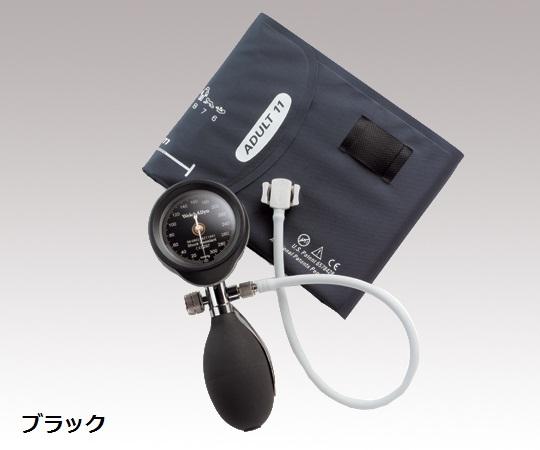 アネロイド血圧計(デュラショック・バンド型) ブラック/ブルー