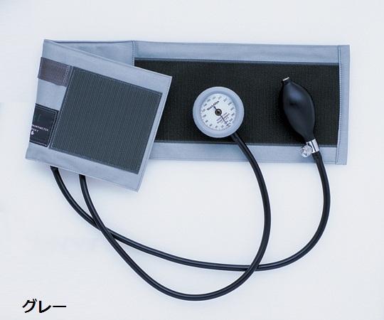 ギヤフリーアネロイド血圧計(プレミアタイプ) グレー/ピンク/ブルー