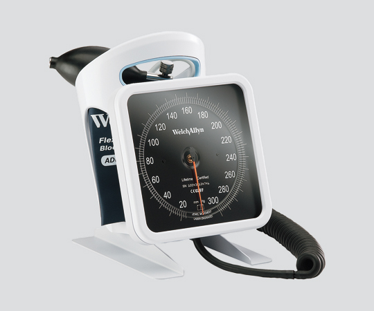 デスクトップ型アネロイド血圧計(タイコス767シリーズ ) 成人用(中)カフ付き