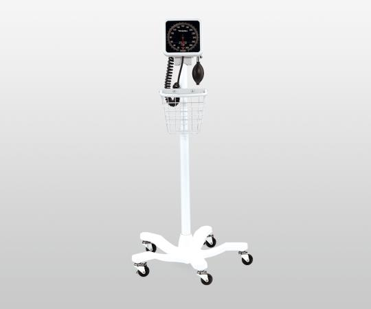 【送料無料/代引不可】血圧計(タイコス767シリーズ) スタンド型 成人用(中)カフ付き