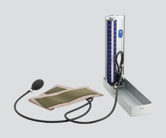 水銀血圧計(卓上型・ラテックスフリー) 本体セット FC-110 DELUXE