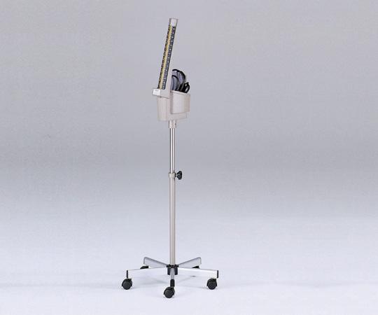 【送料無料/代引不可】スタンド式水銀血圧計 本体セット 620