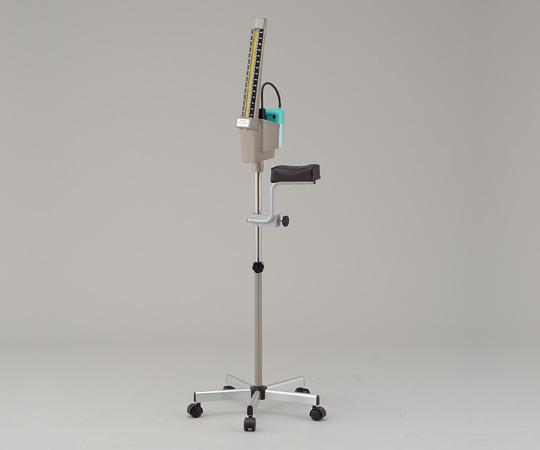 【送料無料/代引不可】スタンド式血圧計(加圧ポンプ・上肢台付き) 本体セット No.620S