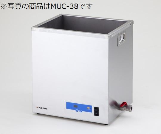 大型超音波洗浄器 MUC-38 1-1605-01