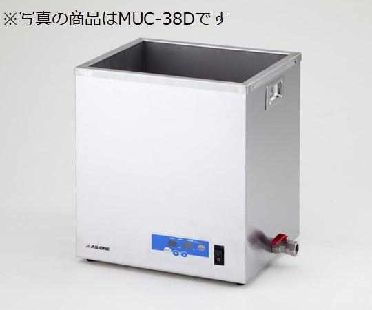 大型二周波超音波洗浄器 MUC-38D 1-2163-01