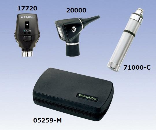 ウェルチ・アレン 診断セット 97200-C(3.5Vセット…11720+20000+71000-C+05259-M)