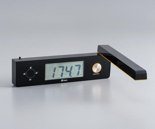 超音波式身長計(時計・温度表示付) GL-500